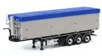 WSI White Line VOLUME TIPPER TRAILER - 3 AXLE
